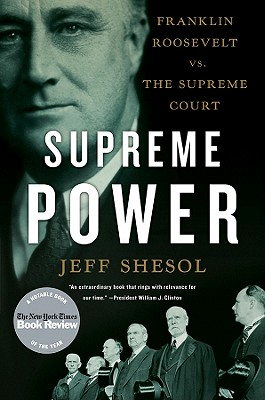 Supreme Power By Shesol, Jeff