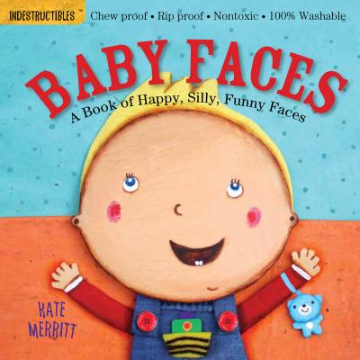Baby Faces By Merritt, Kate (ILT)